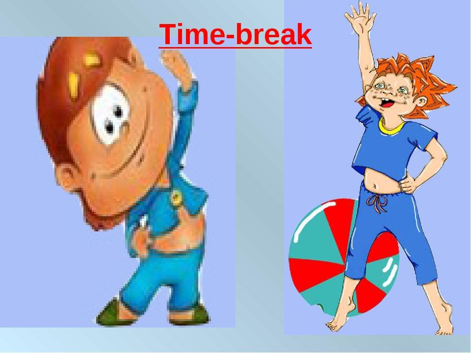 Time-break