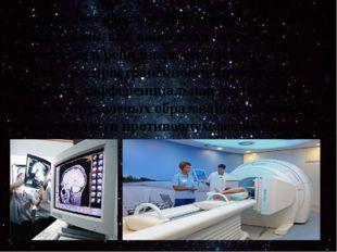 В онкологии ядерная медицина выполняет такие задачи, как выявление опухолей,