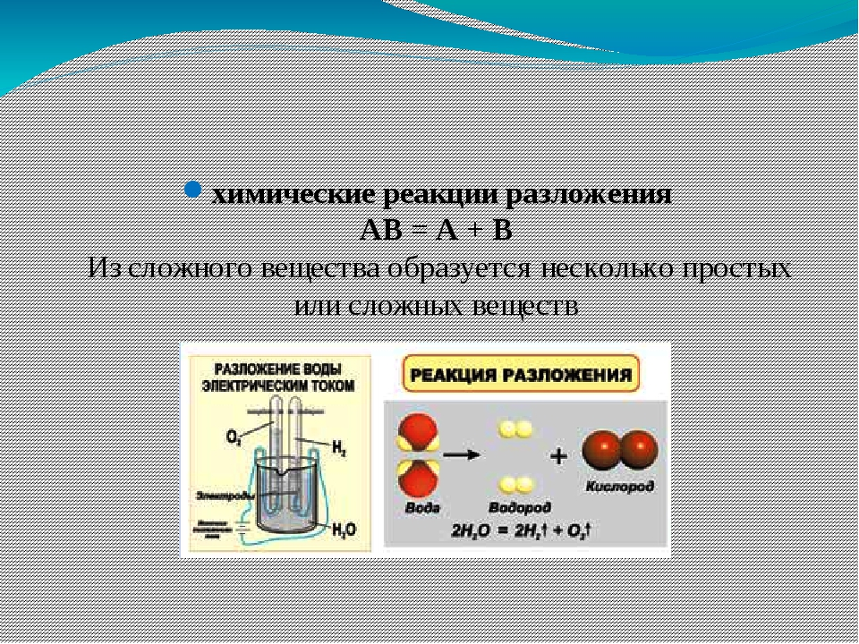 Давайте ознакомимся с классификацией химических реакций, происходящих в приро...