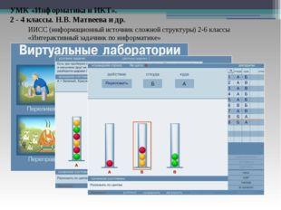 ИИСС (информационный источник сложной структуры) 2-6 классы «Интерактивный за