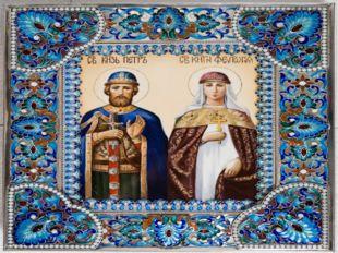 Pjotr und Fewronija
