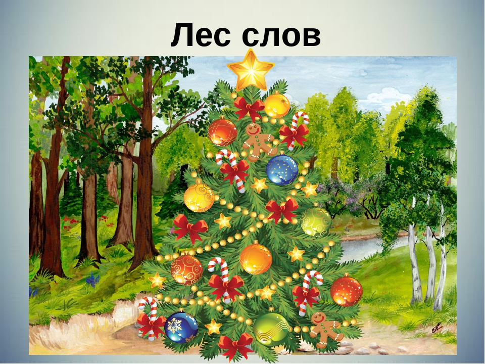 Месяцами, картинки со словом лес