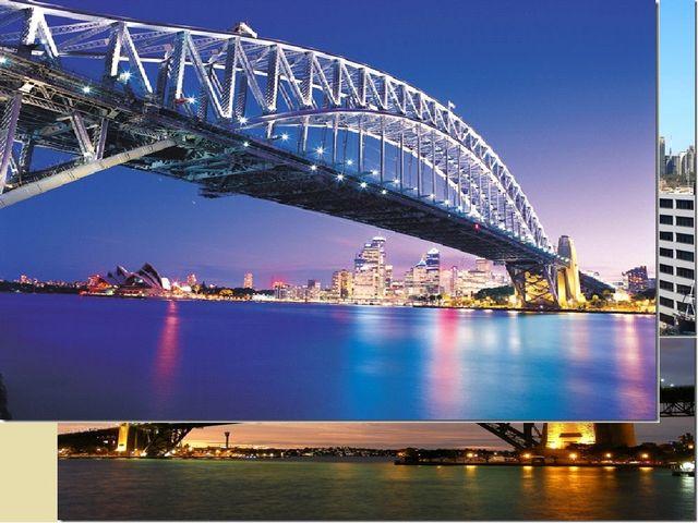 Сиднейский Харбор Бридж