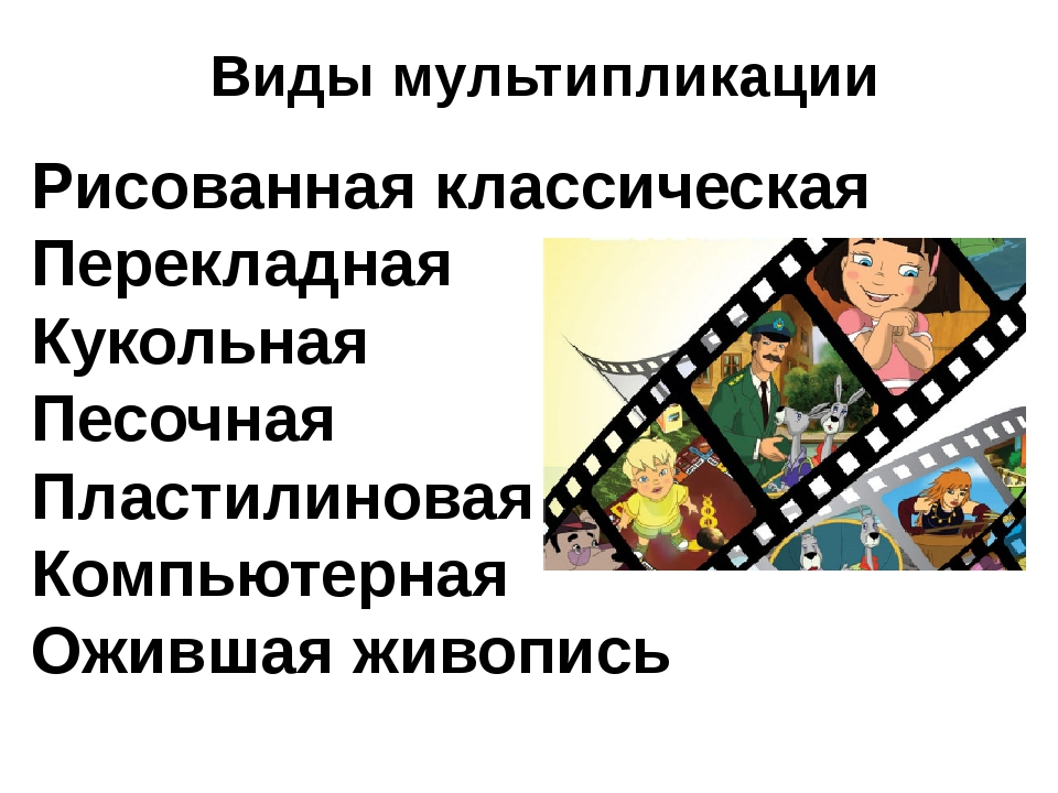 Рисованная классическая Перекладная Кукольная Песочная Пластилиновая Компьюте...