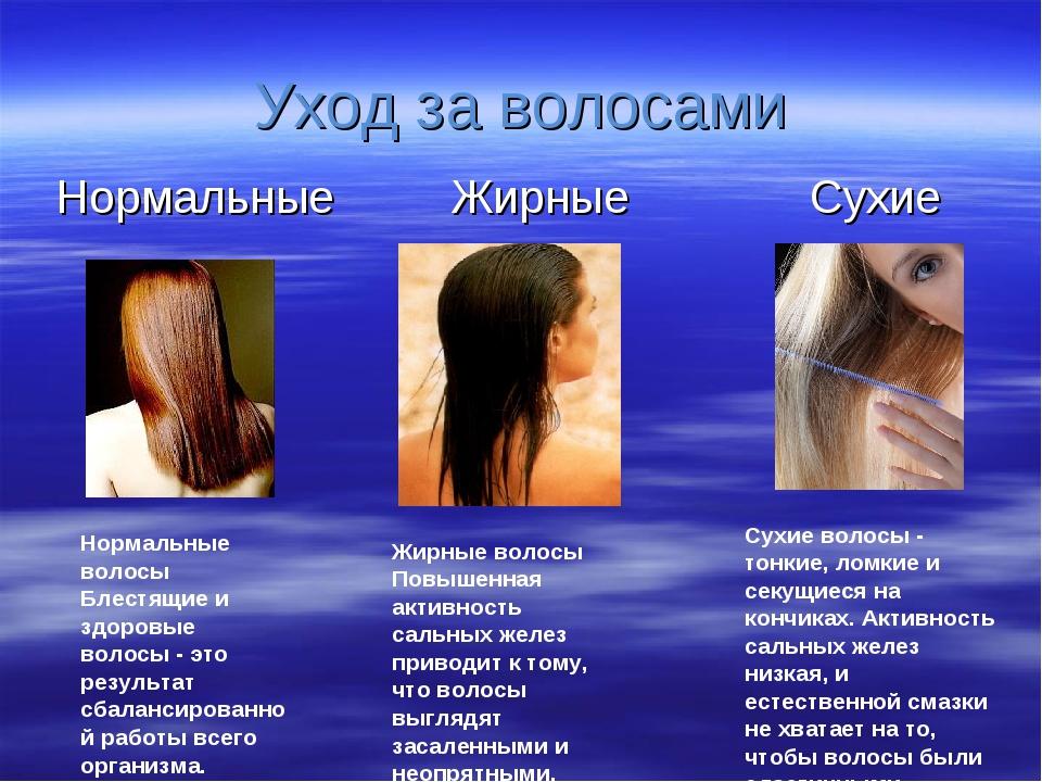 Почему жирнеют быстро волосы на голове
