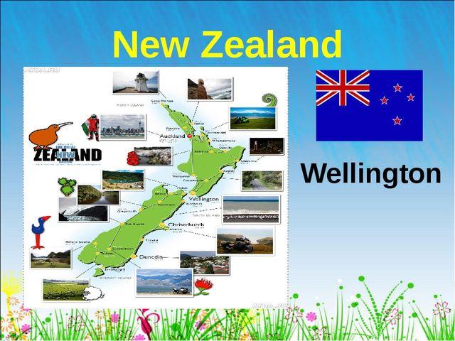 New Zealand Wellington