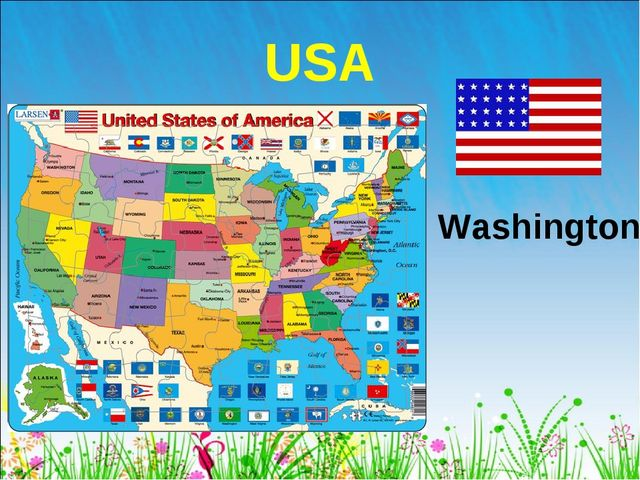 USA Washington