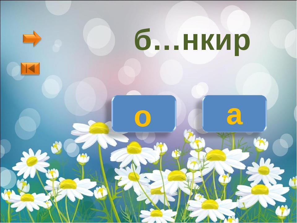 б…нкир о а