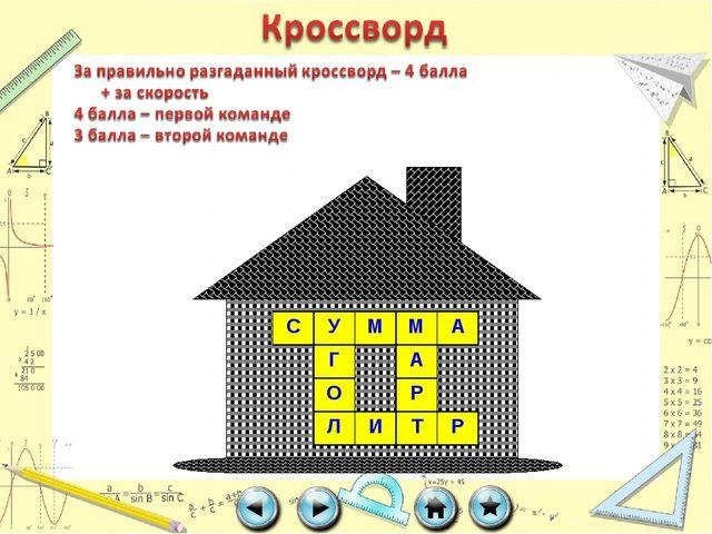 134   2 СУММА ГА ОР ЛИТР