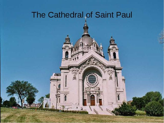 The Cathedral of Saint Paul