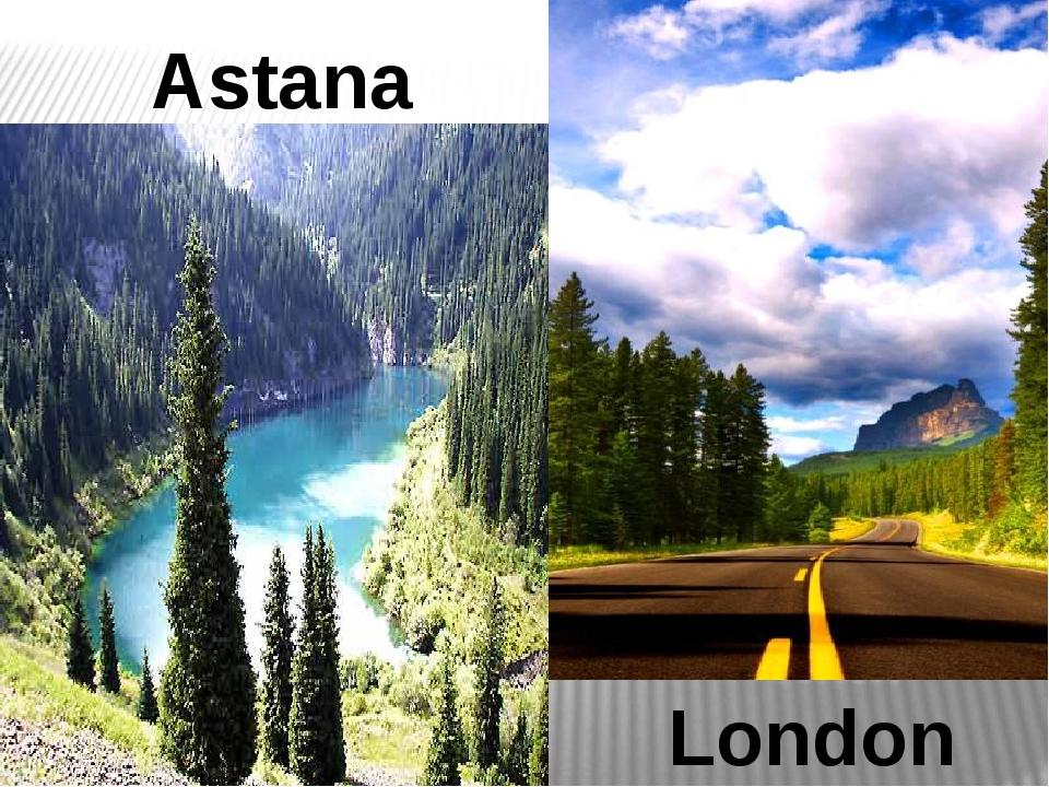 Astana London