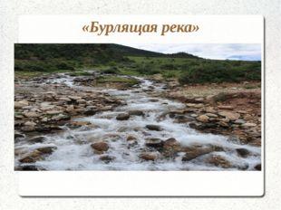 «Бурлящая река»