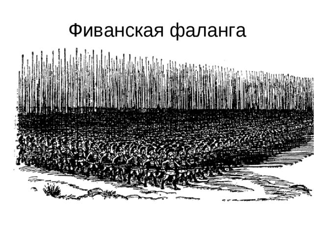 Фиванская фаланга
