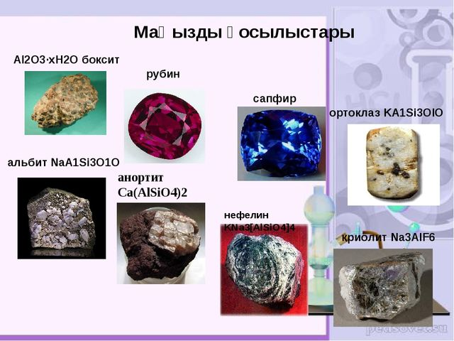 Физикалық қасиеттері Табиғатта ең көп таралған металл. Жеңіл Күміс түстес ақ...