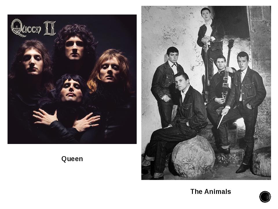 Queen The Animals