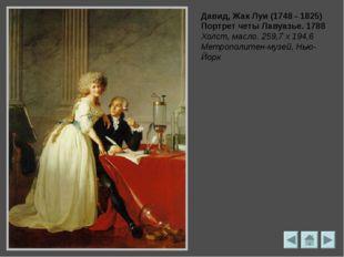 Давид Жак-Луи Портрет художника Энгра Ок. 1800 54 х 47 см. масло, холст Моск