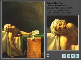 Давид, Жак-Луи: Прибытие Наполеона в Ратушу. 1805 26,2 х 40,8 см., перо и туш