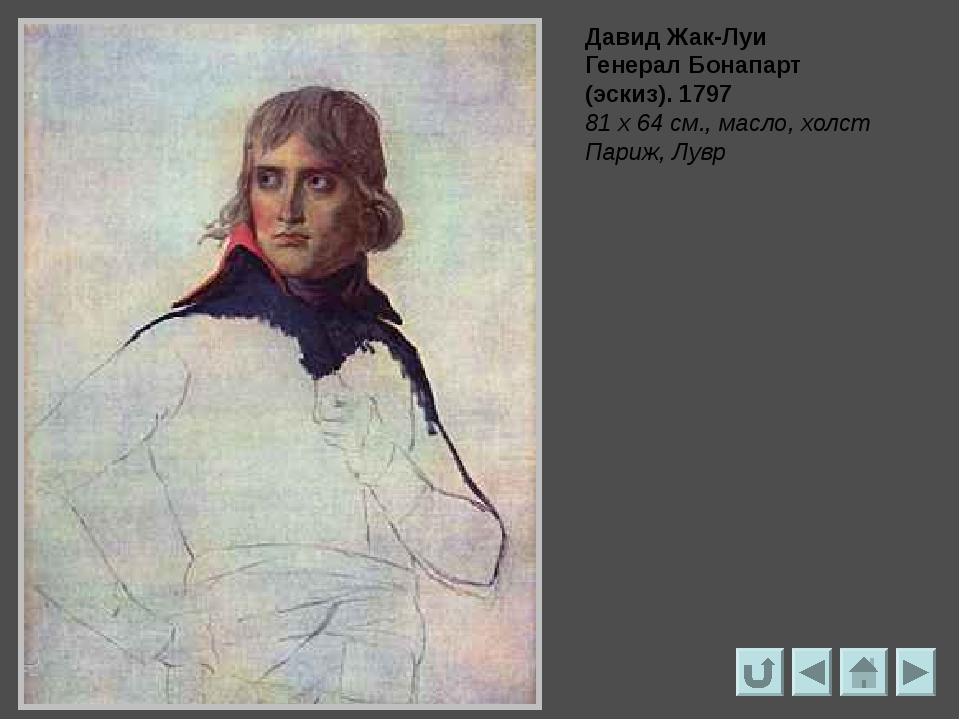 Давид, Жак-Луи Присяга войска императору на Марсовом поле в Париже 5 декабря...