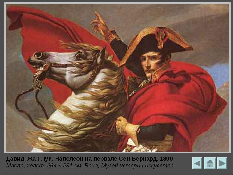 Жером-Мартин Лангруа Портрет Жака-Луи Давида 1824