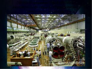 Говоря о «космическом Воронеже» невозможно не сказать о предприятиях, связан