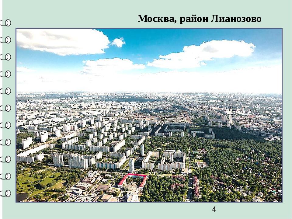 Начало 1900-х годов Москва, район Лианозово