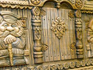 Архитектурные сооружения, созданные человеком, в большей своей части симметри