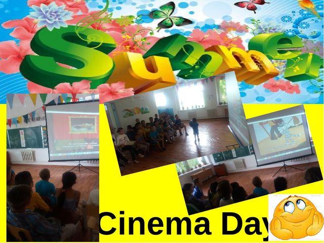 Cinema Day
