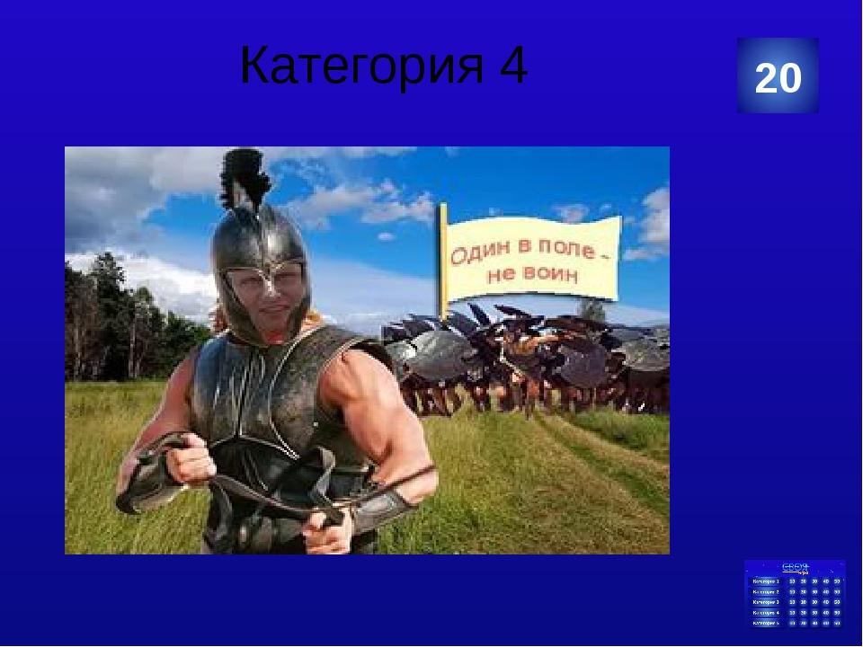 Категория 5 20 шлем Категория Ваш ответ