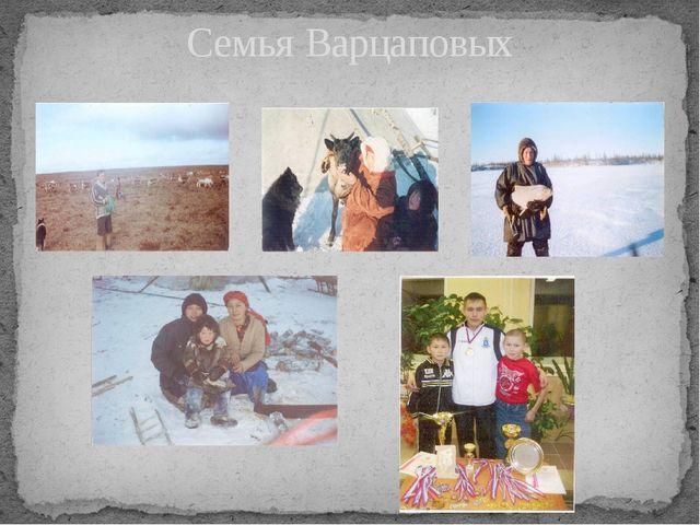 Семья Варцаповых