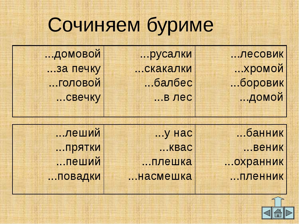 тем сети буриме стихи пушкина будущем рори решит