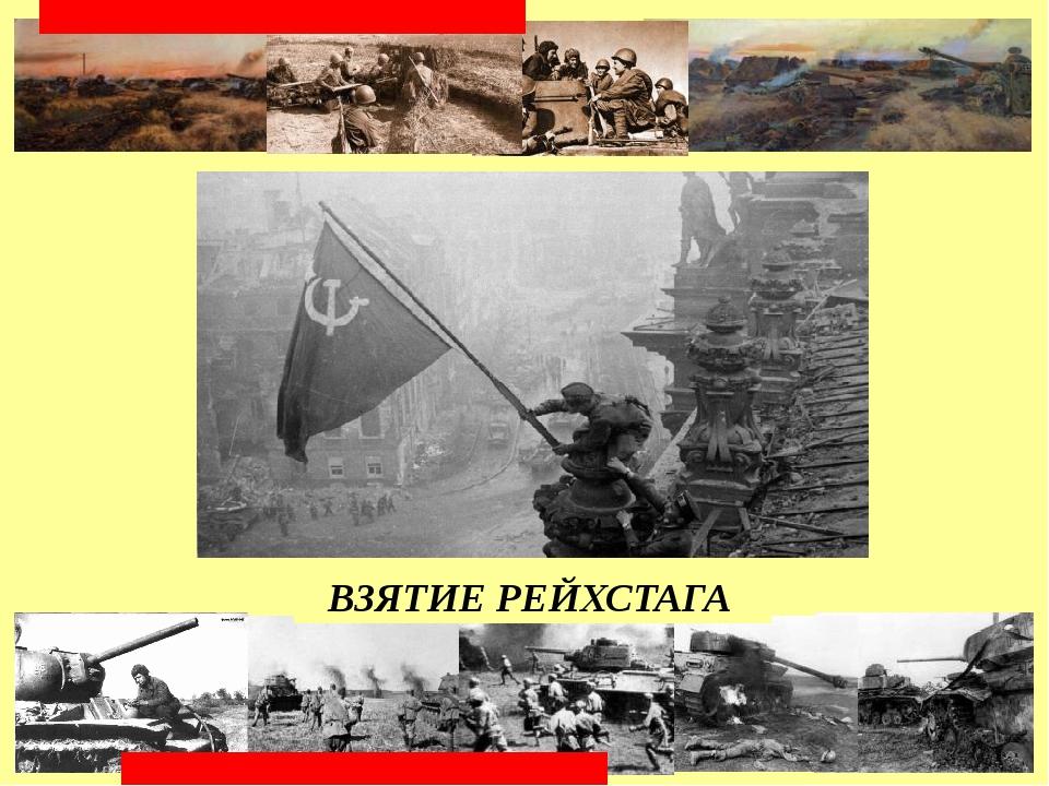 ВЗЯТИЕ РЕЙХСТАГА КУРСКАЯ БИТВА. 5 июля-23 августа 1943 г. Матюшкина А.В. htt...