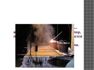 Нехитрый способ добычи соли — выпаривать морскую воду до тех пор, пока на её