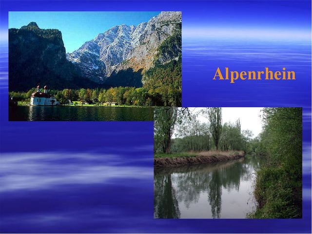 Alpenrhein