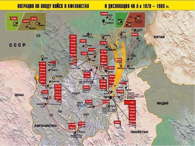 Об Афганской войне. 12 декабря 1979 года на заседании Политбюро ЦК КПСС было...