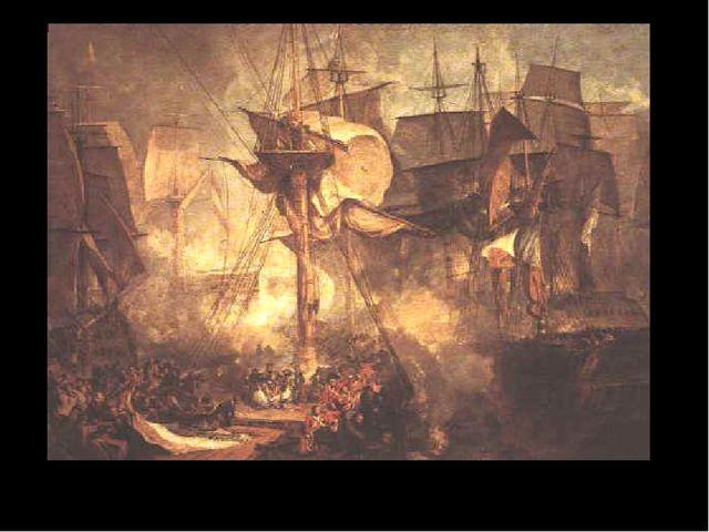The Battle of Trafalgar