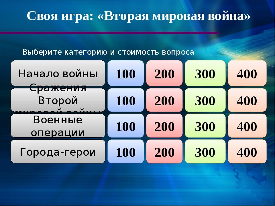 Сражения Второй мировой войны 100 Назовите дату Смоленского сражения? Покажи...