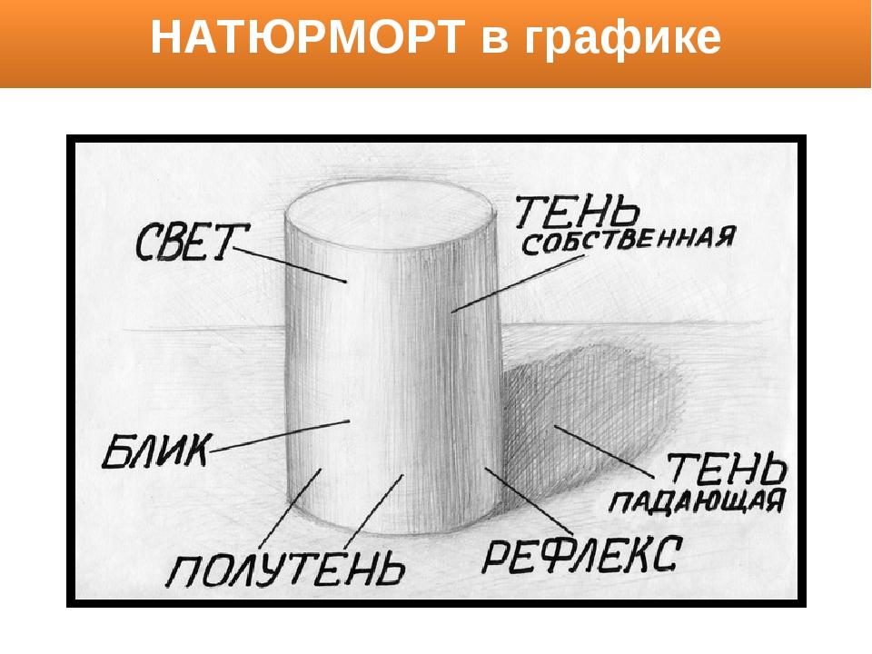 НАТЮРМОРТ в графике
