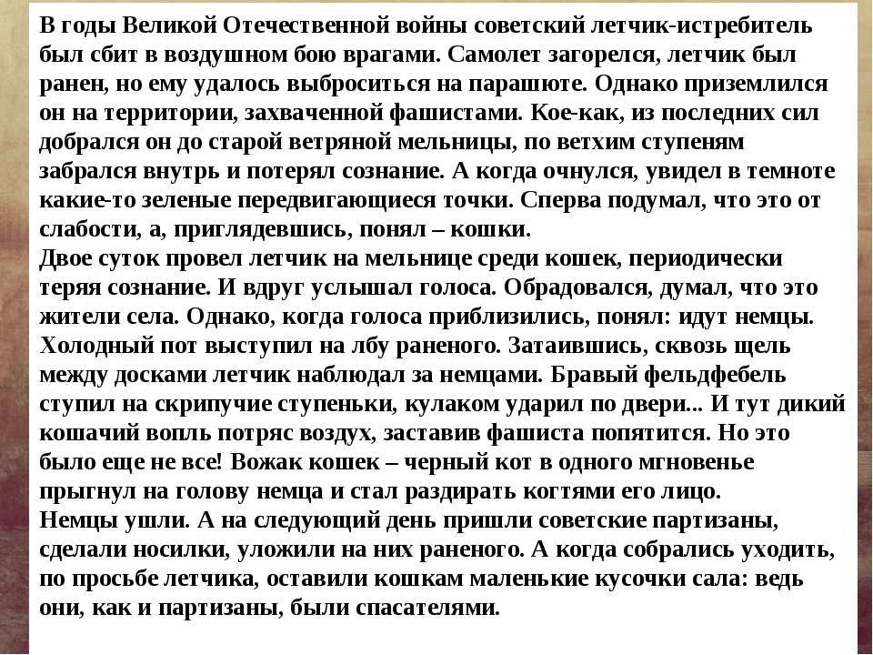 В годы Великой Отечественной войны советский летчик-истребитель был сбит в во...