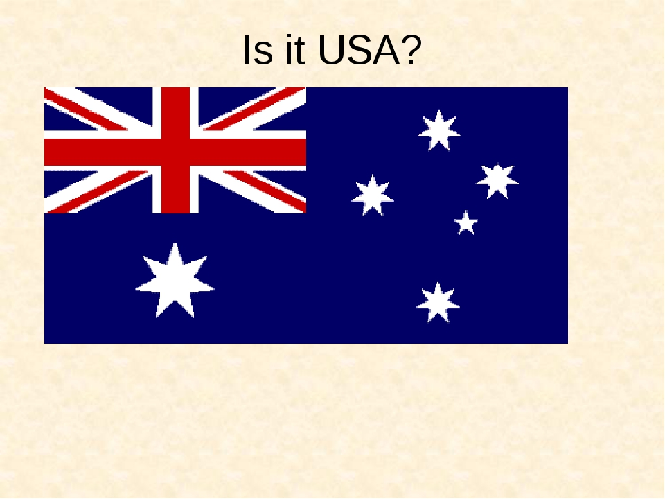 Is it USA?