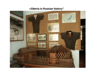"«Siberia in Russian history"""
