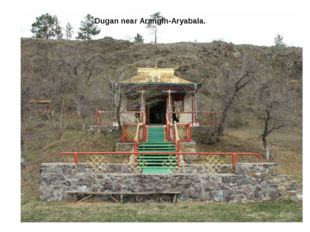 Dugan near Arangin-Aryabala.