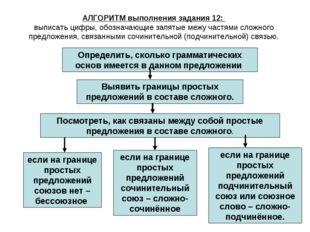 Определить, сколько грамматических основ имеется в данном предложении Выявить