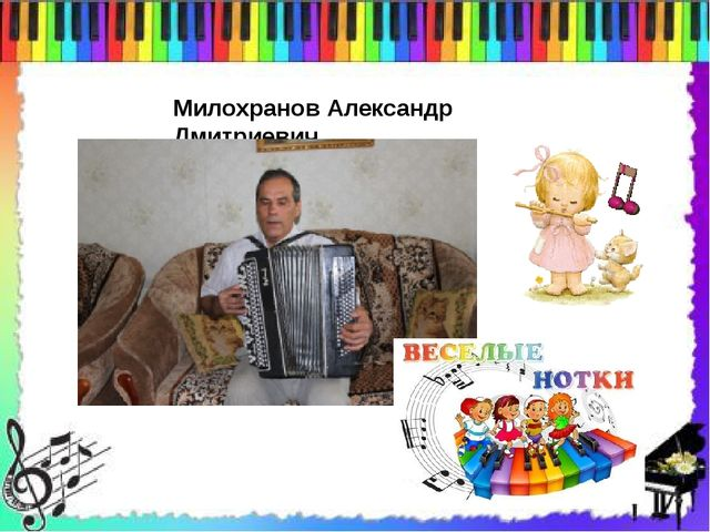 Милохранов Александр Дмитриевич