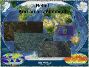 Relief And an arrangement