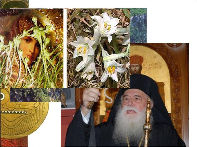 а Греция летом празднует великую«Летнюю Пасху»– Успение Пресвятой Богородиц...