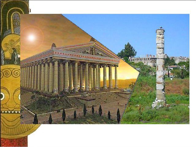 а В 133 г. до нашей эры, после проигранной войны с Римом, Эфес перешел под вл...