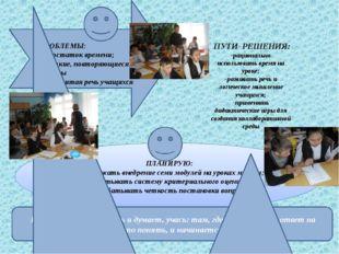ПЛАНИРУЮ: -продолжать внедрение семи модулей на уроках музыки; -разрабатыват