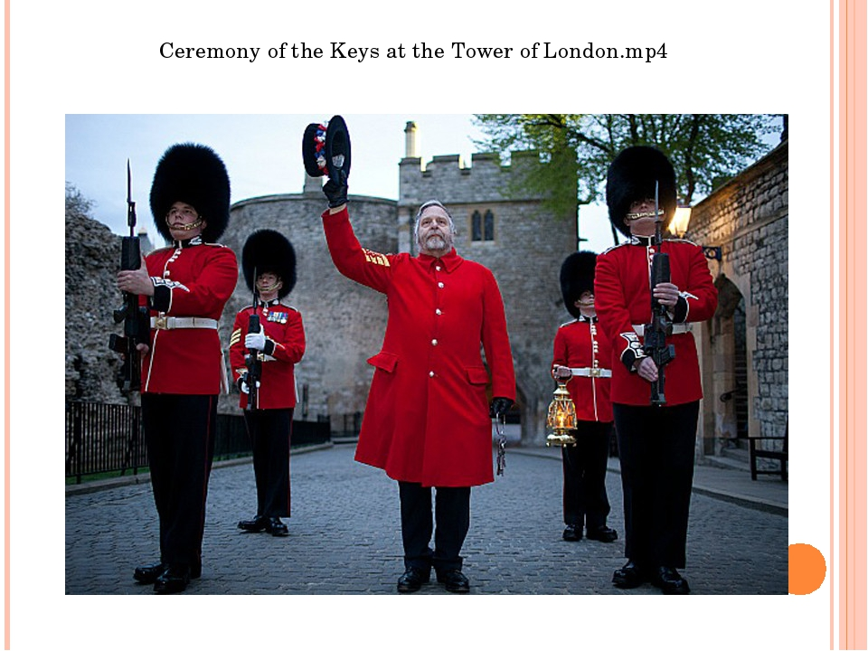 Ceremony of the Keys at the Tower of London.mp4