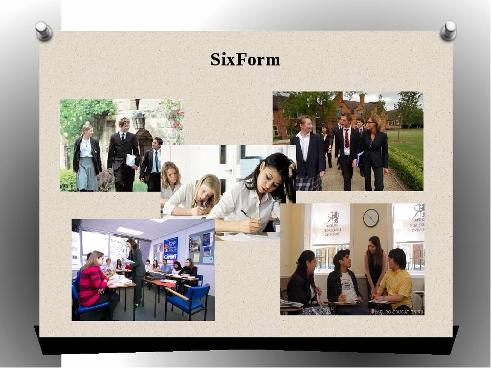 SixForm