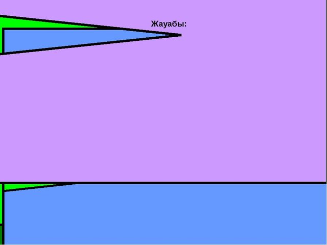 тропосфера Стратосфера мезосфера термосфера 11км 480км 50км 80км Жауабы: